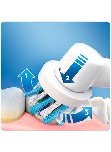 Oral-B Pro 500 Şarj Edilebilir Diş Fırçası Cross Action Renkli